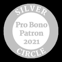 Pro Bono Patron Silver 2021